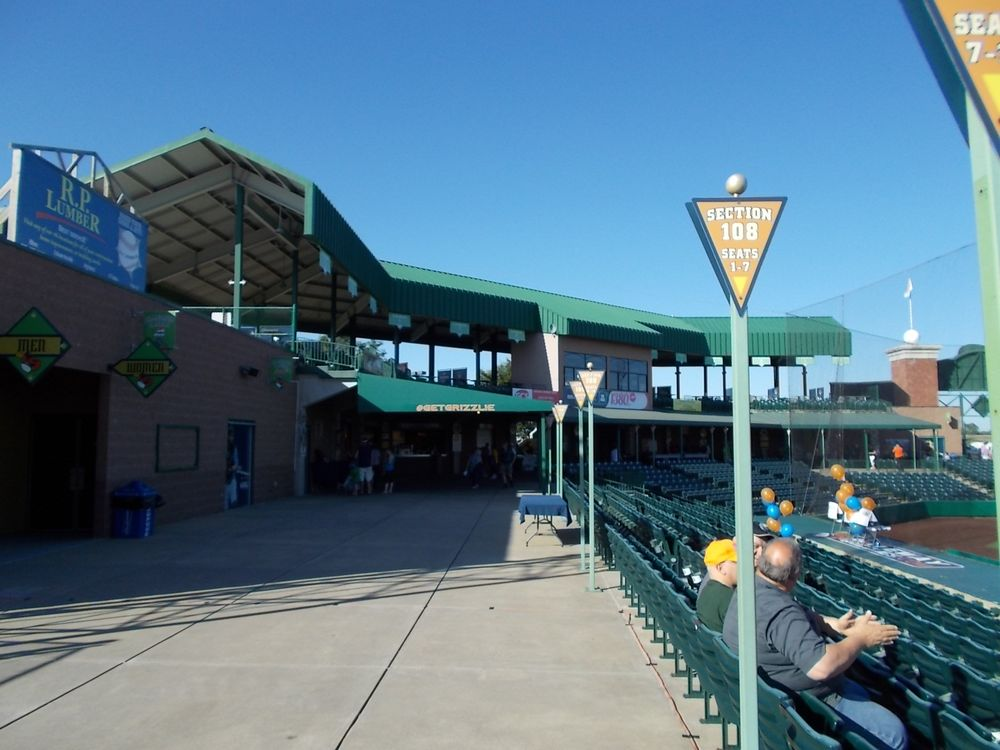 Gateway Grizzlies: 2301 Grizzlie Bear Blvd, Sauget, IL