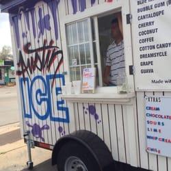 Shaved ice austin texas