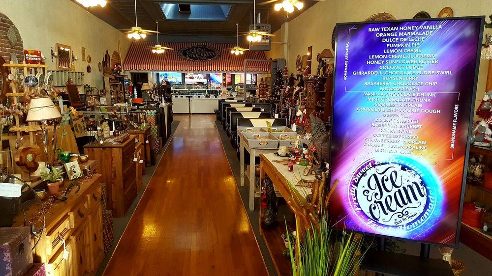The Ice Cream Emporium: 312 N Bullard St, Silver City, NM