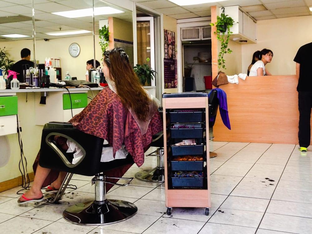 Elegant Hair Salon: 135-38 Roosevelt Ave, New York, NY