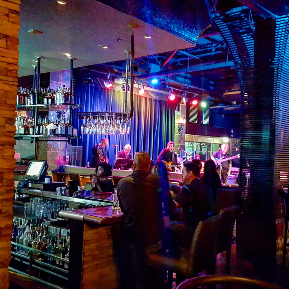Restaurants With Live Jazz Music Houston Tx