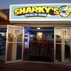 Sharky S Beach Bar Clearwater Beach Fl