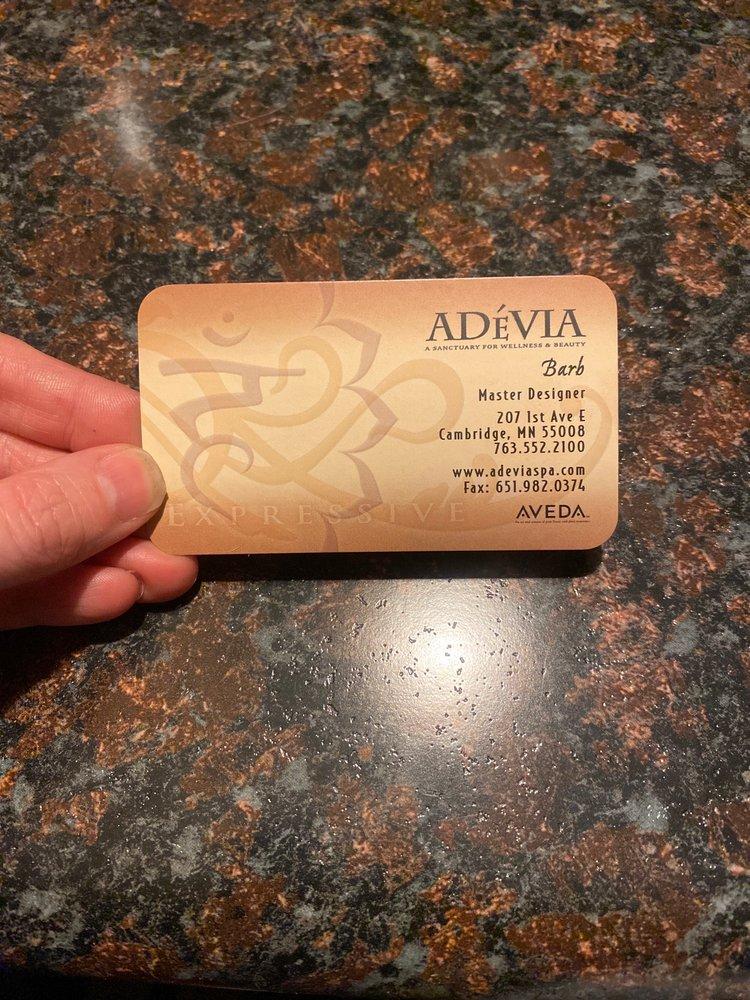 Adevia SpaSalon: 207 1st Av E, Cambridge, MN