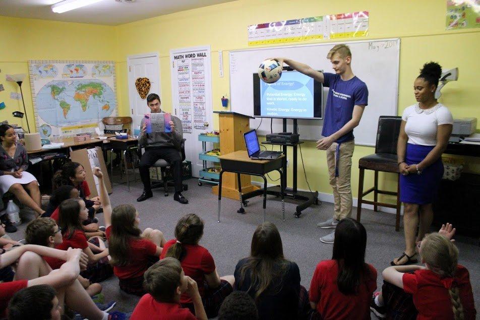 Summit Christian Academy: 69 Saunders Rd, Newport News, VA