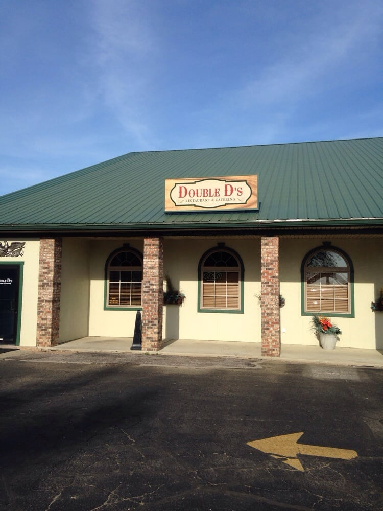 Double D's Restaurant: 1206 E Main St, Boonville, IN