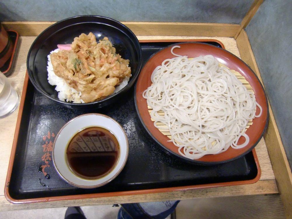 小諸そば歌舞伎店の画像