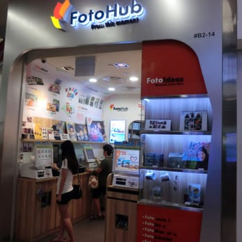 Fotohub promotional giveaways