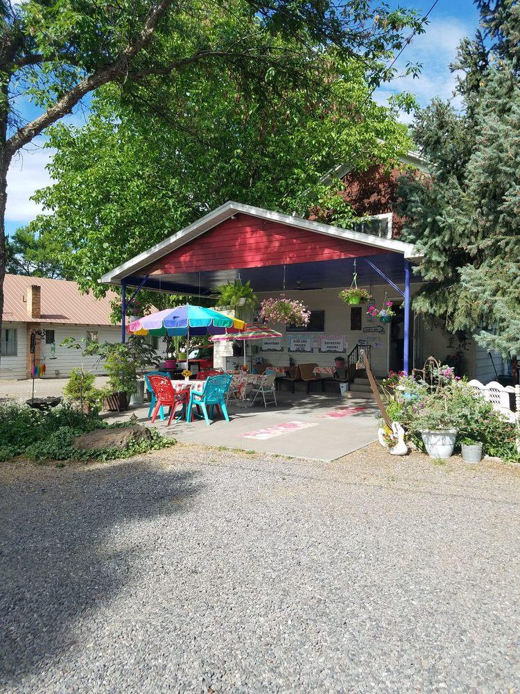 Coffee Barn: 165 S Grand Mesa Dr, Cedaredge, CO