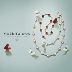 Van Cleef &amp- Arpels Precious New Collection of Watches