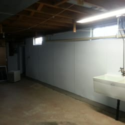 Photo Of Pioneer Basement Solutions   Canton, OH, United States. Brighten  Up Storage