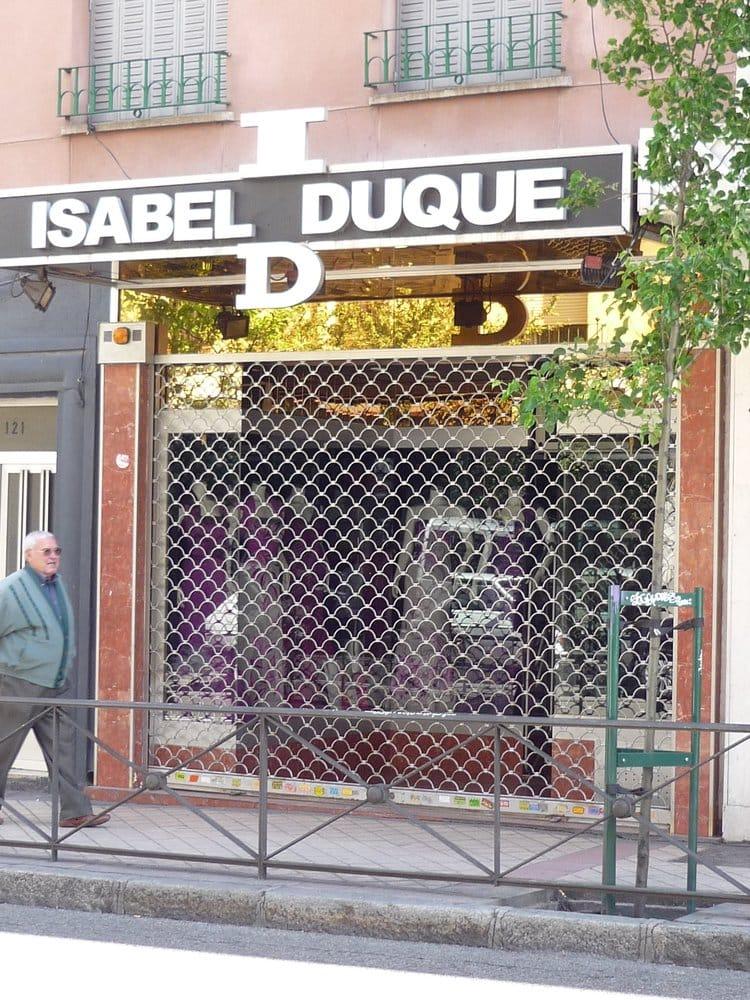 Isabel Duque