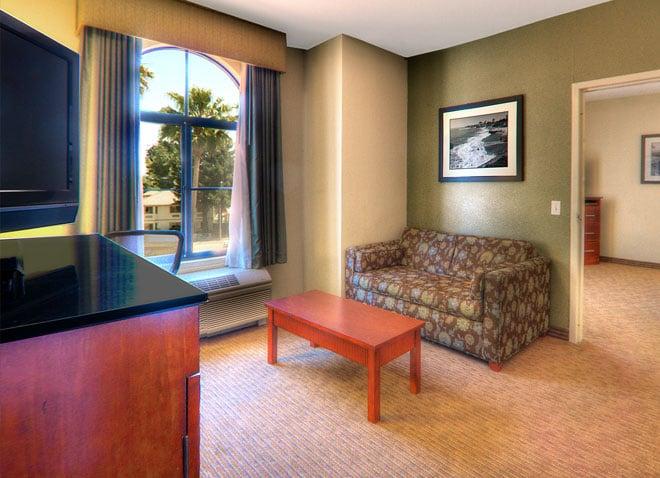Hampton Inn Santa Cruz