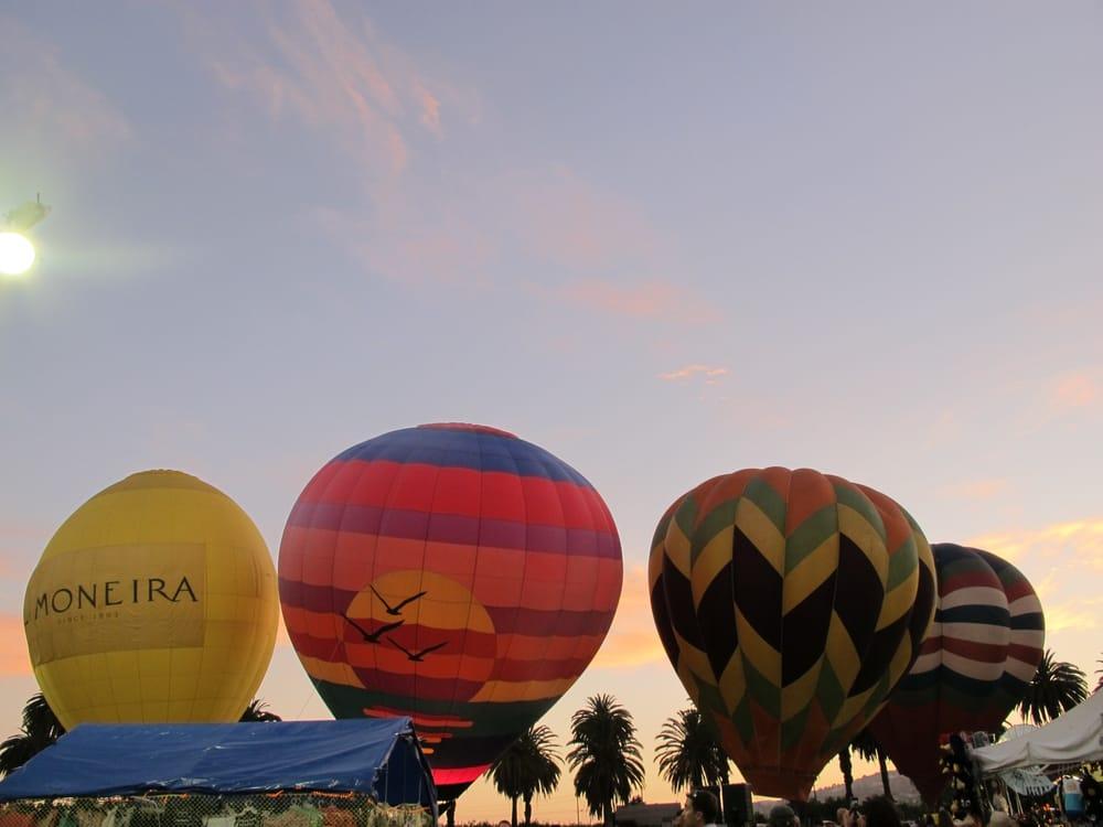 Citrus Classic Balloon Festival: 18249 E Telegraph Rd, Santa Paula, CA