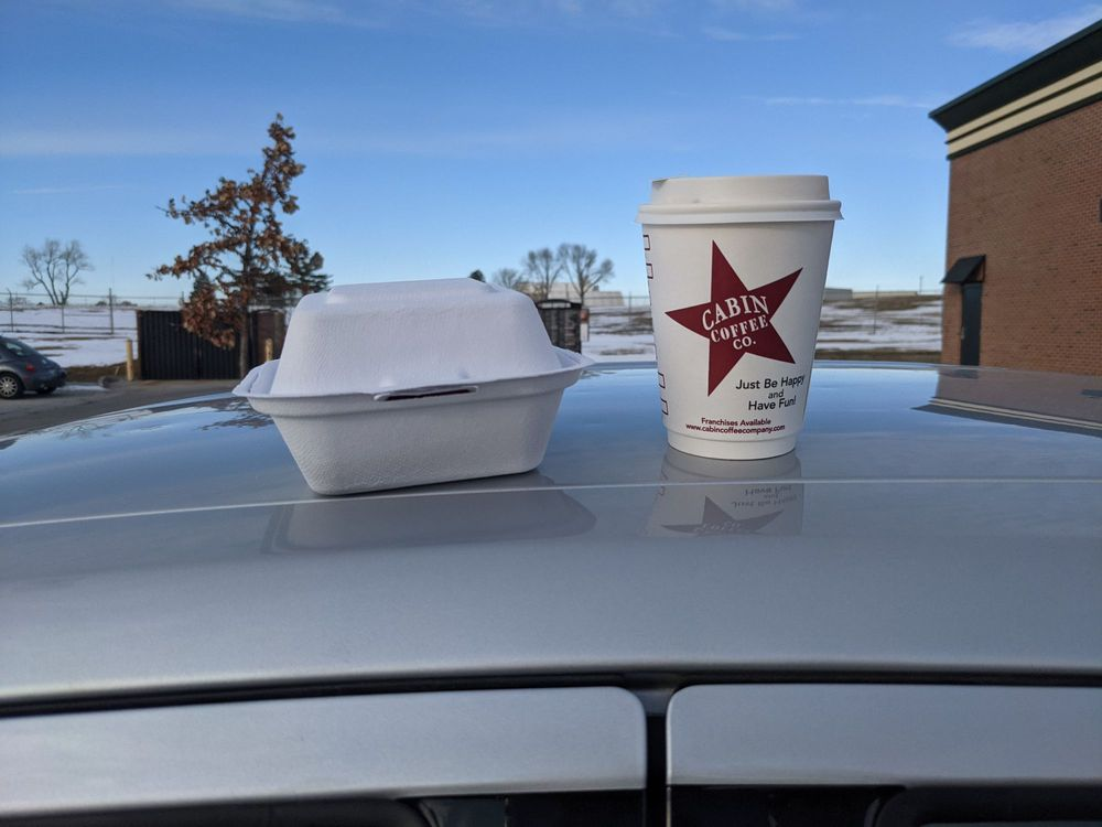 Social Spots from Cabin Coffee