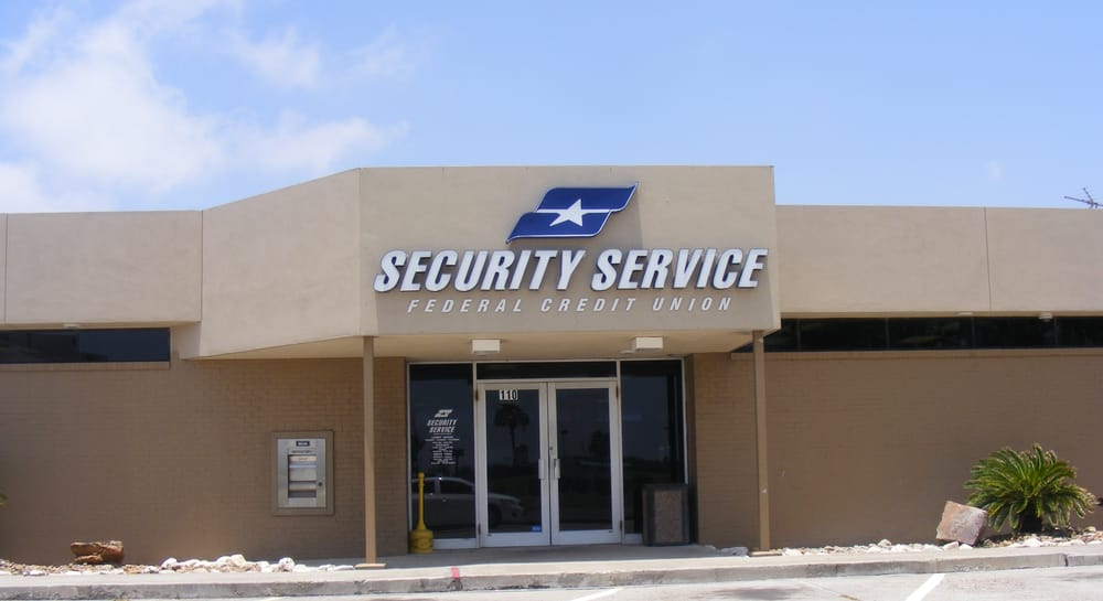 Federal Building Services : Security service federal credit union bank building