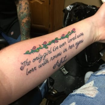 Randy Adams Tattoo Studio  Reviews Tattoo  E Lancaster Ave South East Fort Worth Tx Phone Number Yelp