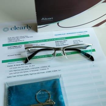 Order eyeglasses canada