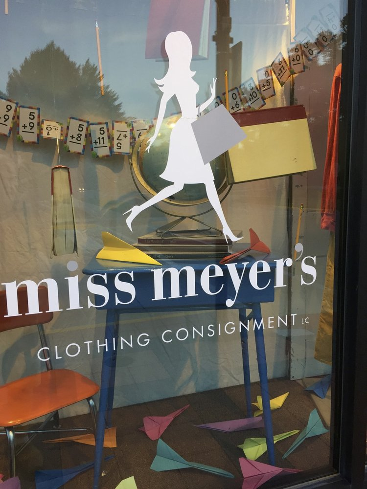 Miss Meyer's Clothing Consignment: 432 5th St, Ames, IA