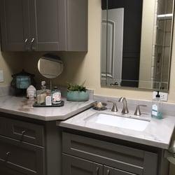 Freeman Cabinet Refinishing Refinishing Services Monterey - Bathroom cabinets san jose