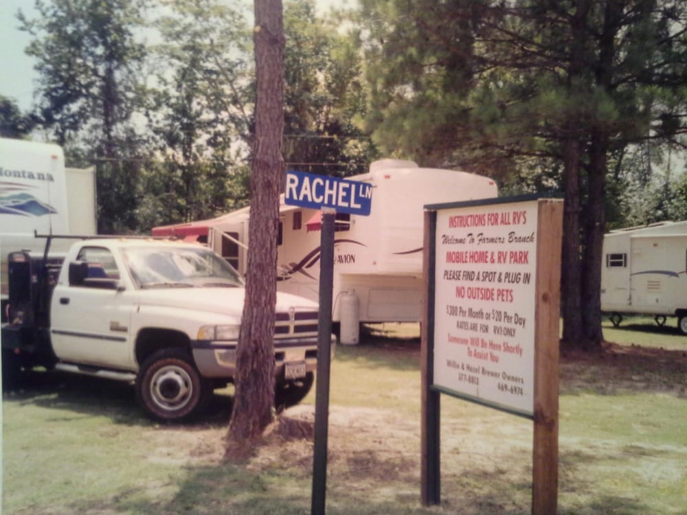Farmers Branch Mobile Home And R V Park: 286 Hatten Roberts Rd, Minden, LA