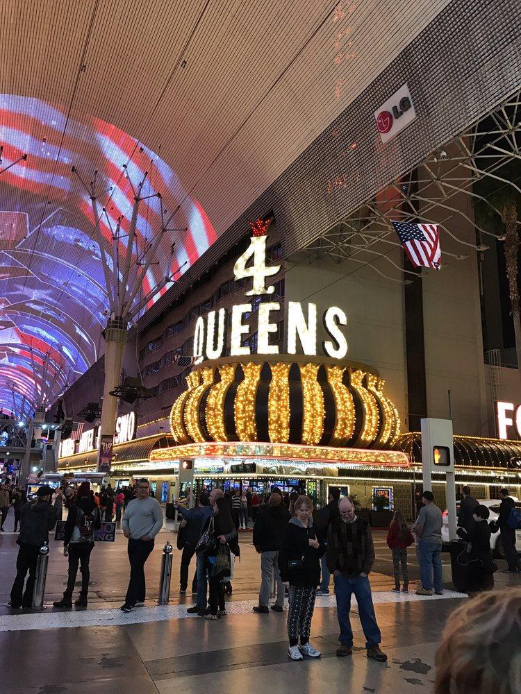 las vegas 4 queens hotel casino
