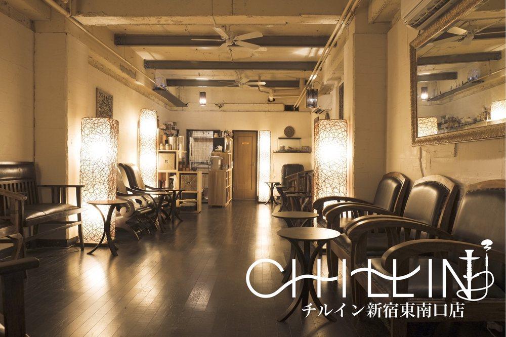 Chillin Shinjuku Higashi Minamiguchi