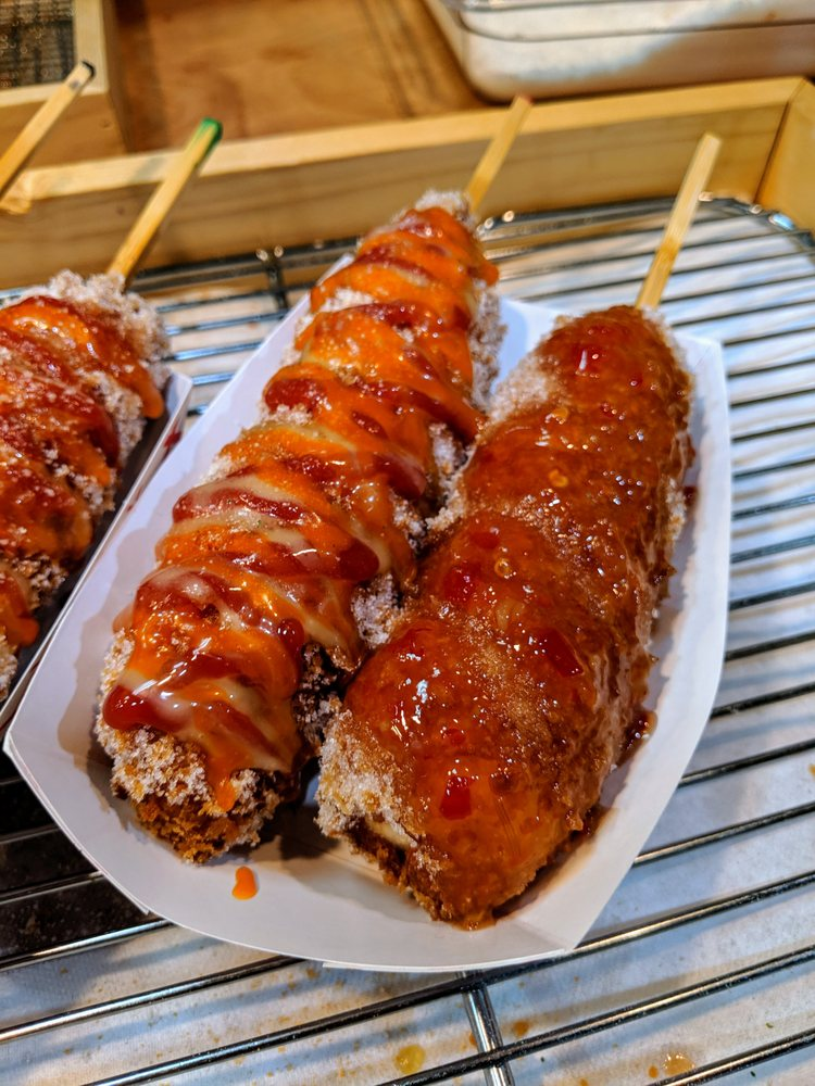 Myungrang Hot Dog-Doraville: 6035 Peachthree Rd, Doraville, GA