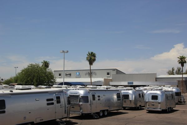 Desert Autoplex Rv 2260 E Main St Mesa Az Rv Dealers