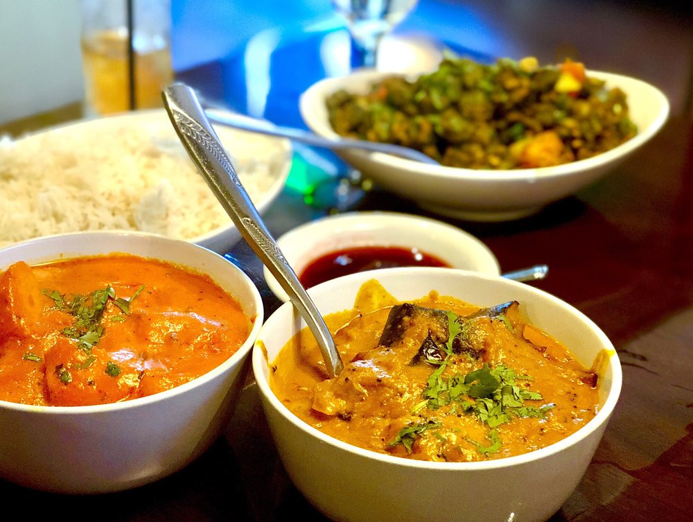 Social Spots from Viceroy Indian Cuisine & Bar