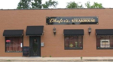 Dhafer's Mediterranean Steakhouse: 117 S Locust St, Dexter, MO