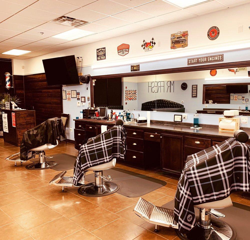 Mr Fresh Barbershop: 790 N Estrella Pkwy, Goodyear, AZ