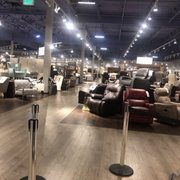 Bad Quality Photo Of Living Spaces   Rancho Cucamonga, CA, United States.  Huge Store ...