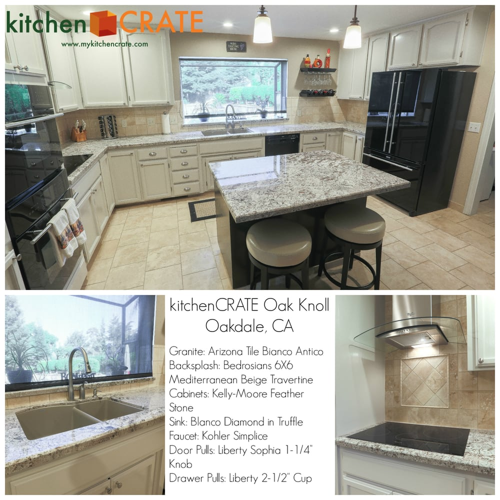 Kitchencrate oak knoll drive oakdale ca http for Bath remodel modesto ca