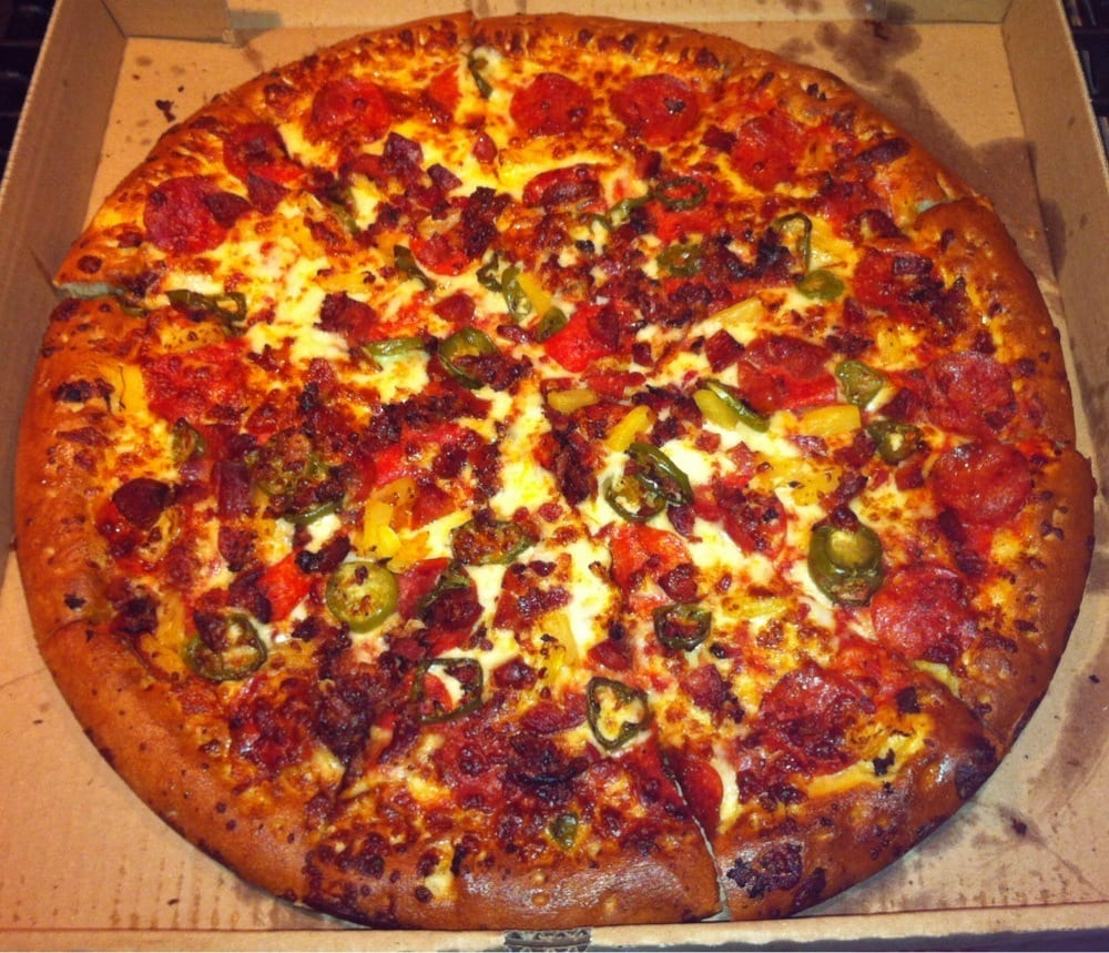 California Pizza Kitchen Marina Del Rey: #6 Da' Pele (Goddess Of Fire)