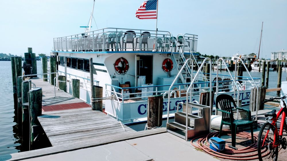 Smith Island Cruises-Tyler: 4065 Smith Island Rd, Ewell, MD