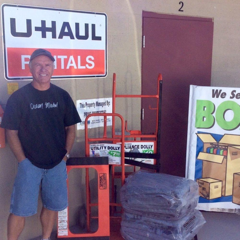 U-Haul Neighborhood Dealer: 836 E Grand Ave, Fruita, CO