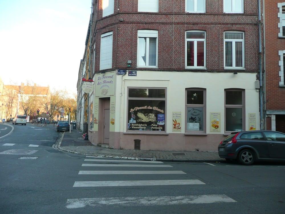 le fournil des bleuets boulangeries p tisseries 34 rue des jardins vieux lille lille. Black Bedroom Furniture Sets. Home Design Ideas