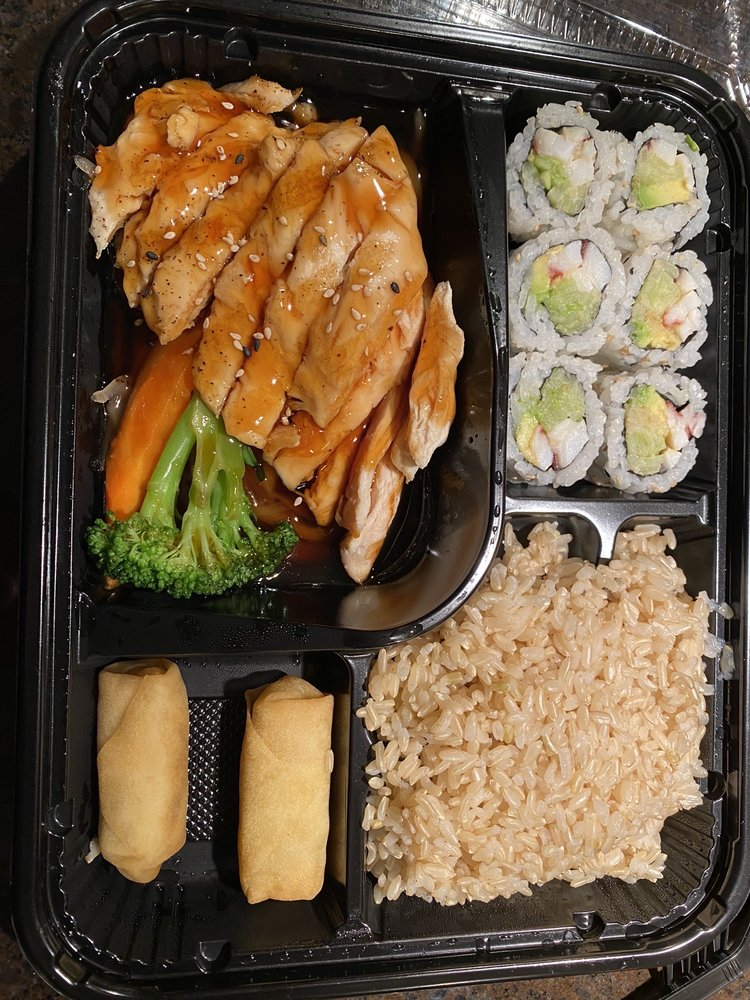 Jing's Sushi House: 2532 Mt Holly Rd, Burlington, NJ