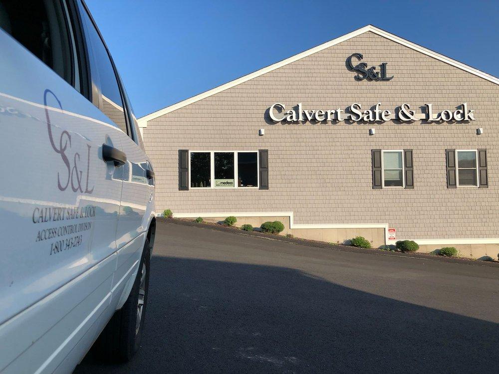 Calvert Safe & Lock: 300 Roosevelt Dr, Derby, CT
