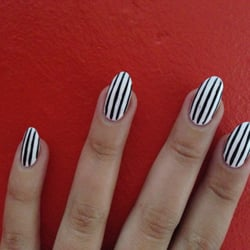 Nail design studio 70 photos 83 reviews nail salons 2255 photo of nail design studio vallejo ca united states acrylic with pinstripe prinsesfo Gallery