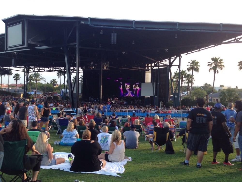 Coral Sky Amphitheatre West Palm Beach Fl