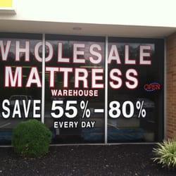 Wholesale Mattress Warehouse 12 Reviews Mattresses