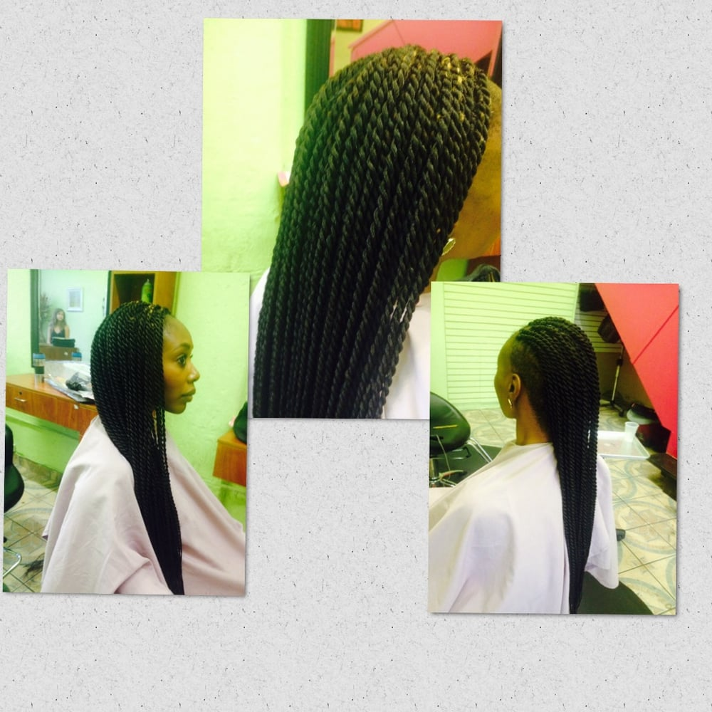Hair Salon Los Angeles: Senegalese Twist By Jolof