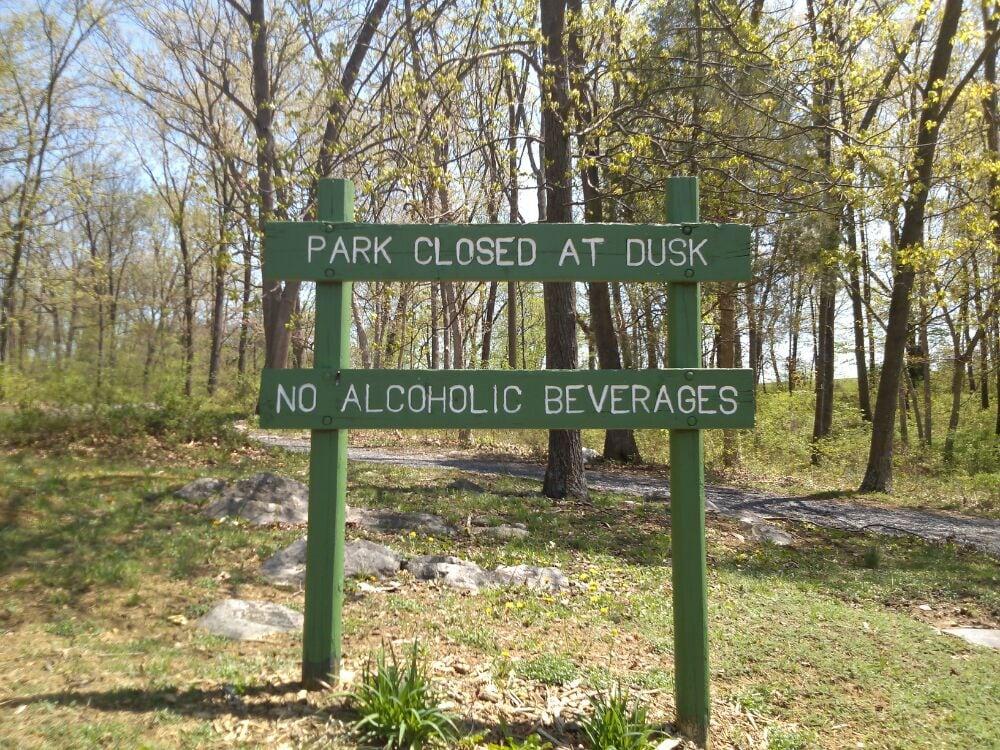 Shenandoah County Park: Park Ln, Maurertown, VA