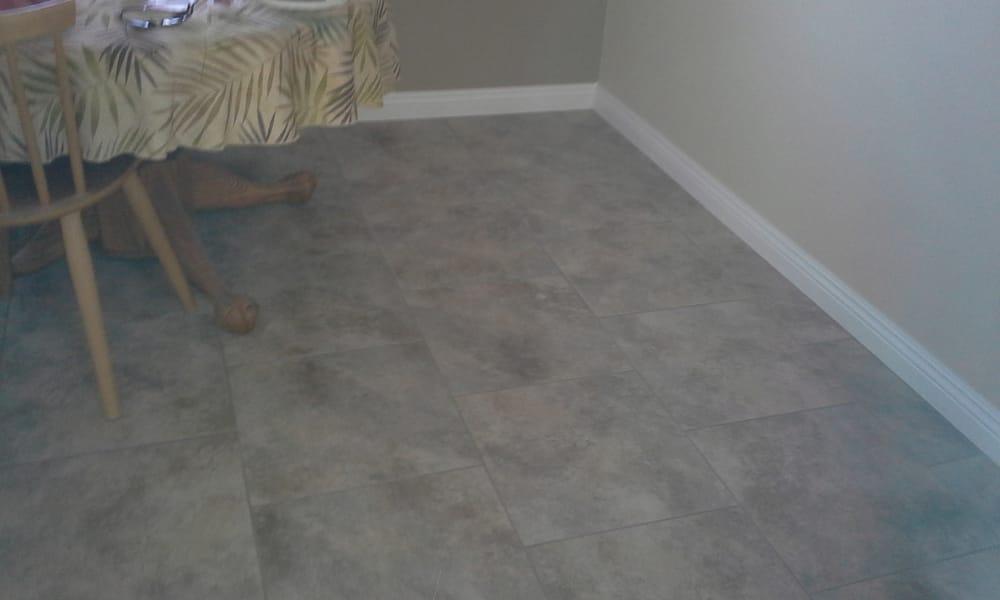 18x18 Floor Tile Brick Pattern Yelp