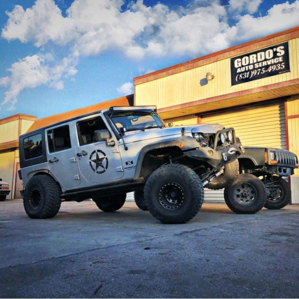 Gordo's Auto Service: 17048 El Rancho Way, Salinas, CA