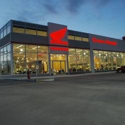 Crown Honda Mcphillips >> Crown Honda Car Dealers 2610 Mcphillips Street Winnipeg