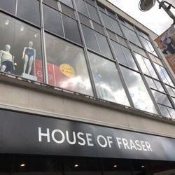 284d488e420 House of Fraser - Department Stores - 140-142 Briggate, City Centre ...