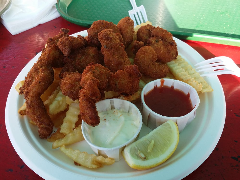 Fried catfish and fried shrimp plate yelp for Fried fish near me