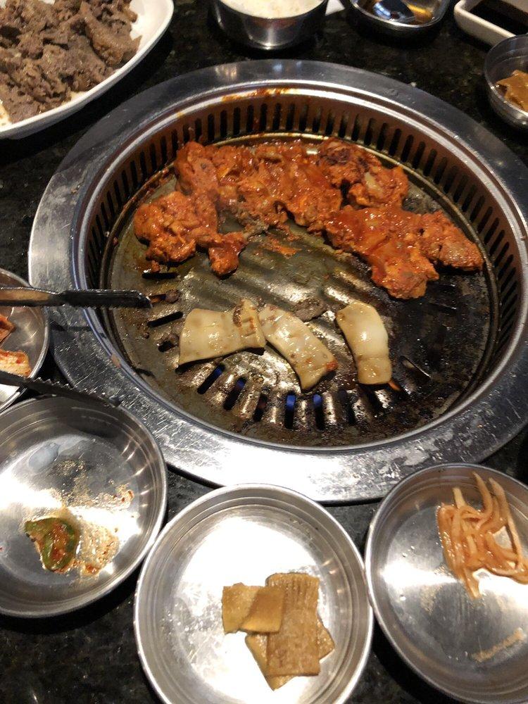 U-Grill Korean BBQ: 12728 Foothill Blvd, Rancho Cucamonga, CA